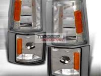 GMC SIERRA CORNER LIGHTS FULL SET They will fit any gmc