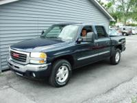 ONE OWNER.. HERE WE GO A GOOD SOLID GMC. RUNS AND