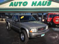 Loaded 4x4 in excellent condition inside and out ! ***