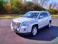This is a very well eqipped GMC Terrain. SLT-2 with the