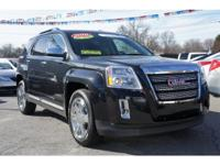 Take a look at this sweetheart of a GMC Terrain. This