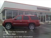 Text or call Dan Schmoker at  for the most current