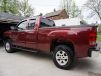 Selling Gently Used 2008 Gmc Sierra Slt Z-71 In Good
