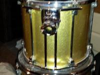 Excellent condition drums are very well kept no dings