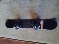 Selling my GNU Snowboard 153cm 'Carbon High Beam