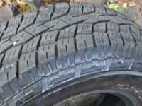 3 tires are Hercules Terra Trac and the other 1 is a