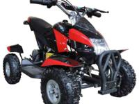 The Gobi all-electric youth ATV ride-on from Go-Bowen