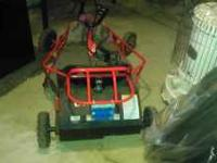 NICE Go Cart for Sale. Make me an OFFER. No reasonable