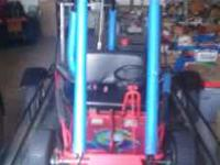 For Sale , Two Seater Go Cart in very good condition.