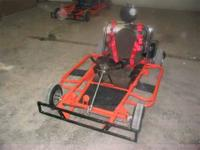 2 johnson built go kart (s) selling as pair only, these