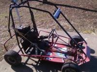 I HAVE A GO CART WITH 6 . 5HP TECUMSEH SPORT HAS HEAD
