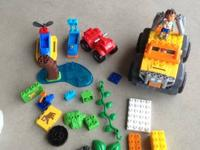 Go Diego Go Legos - $10 Cash Only   All in Great