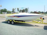 For sale our 2003 Baja Outlaw 20 SST. Super low hours.