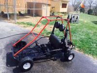 ENDURO GO KART With Tecumseh motor 5-6 HP. 2 seater