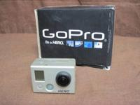 We have a GO PRO Hero 2 for sale. If you off road, ski,