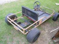 go kart body NO ENGINE NO EMAILS CALLS ONLY  Location: