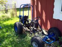I have for sale a no name go kart $450 (8 hp briggs and