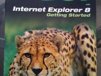 Selling Pima book, GO! with Internet Explorer 8 Getting