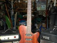 Godin Exit 22-S electric guitar - hardly ever played -