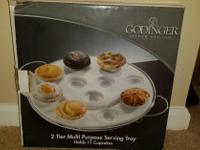 Godinger Multipurpose Tray for sale  Conroe
