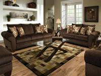 Today's price: $998.00   Description: Sofa & Loveseat