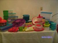 I am a Tupperware consultant selling out my business. I