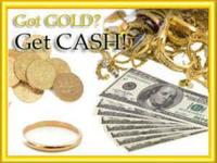 Gold Buyer in Santa Maria serving the Central Coast.