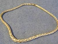 GOLD CHAIN 14K 22.8 GRAMS VER NICE VERY CLEAN,MINT
