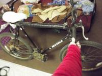 I have very nice Gold Eagle bike in good condition.Has