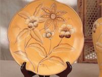 decorative plate hand painted perfect gift or for your