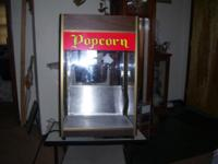 Very good Gold Medal popcorn Device luxury design #