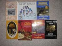 I have several books on gold panning. How to and where