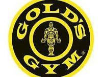 Selling remainder of Gold's Gym yearly membership