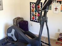 For Sale: Gold's Gym Stride Trainer 595 Elliptical