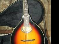 New, never played GM-6 mandolin. Local sale only