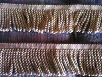 Gold Trim for Drape. Trim is approx. has 1 - 2.5 foot