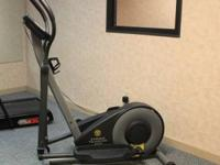 I am looking to sell my Gold's Gym Elliptical. It's a
