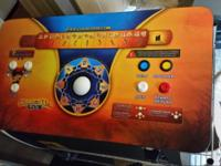 Hello! I purchased this golden tee machine a couple of