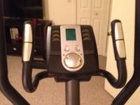 Golds Fitness center 380 Elliptical, We do not utilize