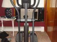 Golds Gym Stride Trainer 300..... Great condition