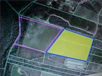 20 acres of cleared tillable farm land , would also