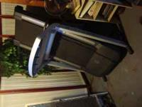 I have a used Goldsgym treadmill. Folds up for storage,