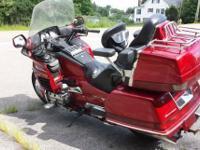 1998 Honda Goldwing Aspencade for sale. 101000 highway