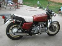 This 1977 GL 1000 gets lots of attention wherever I