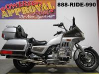 Used Honda Goldwing for sale only $1,999! 1986 Honda