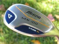 Price Reduced!! Mizuno MX--100 23* #4 Hybrid with