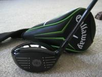 2013 Callaway RAZR FIT Xtreme Driver. 9.5 * Adjustable