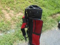GOLF BAG for kids clubs.