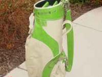 Women's golf bag with 14 removable dividers. $10/OBO.