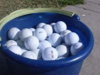 I Have A Bunch Of Golf Balls & I Dont Golf! Brand Names